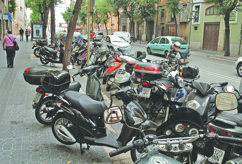 guardar la moto en vacaciones