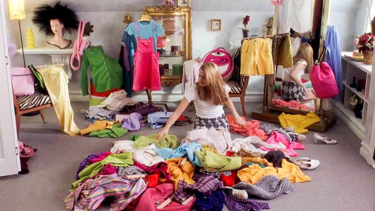 Consejos para guardar la ropa