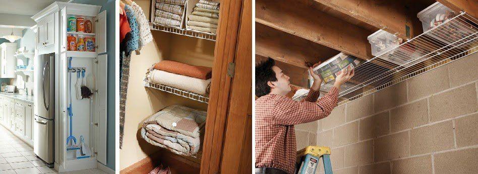 trucos para ganar espacio en casa