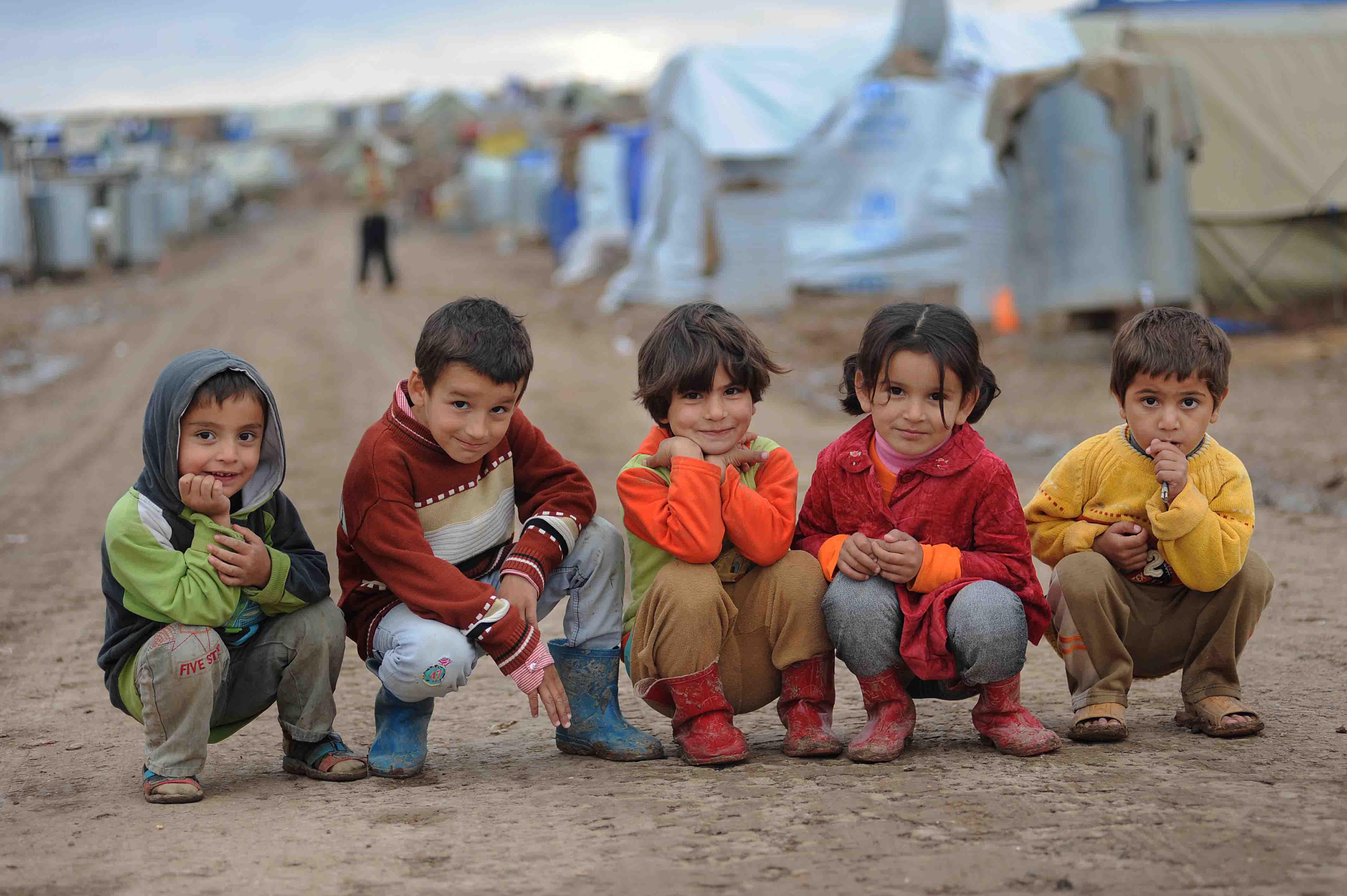 Ayuda con Trasteros Plus a los Refugiados de Siria