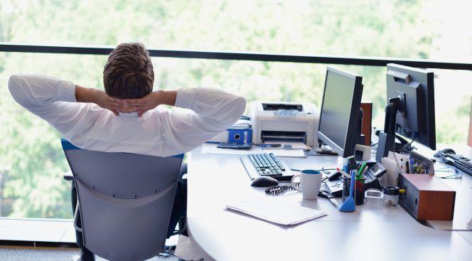 consejos para ahorrar espacio en la oficina