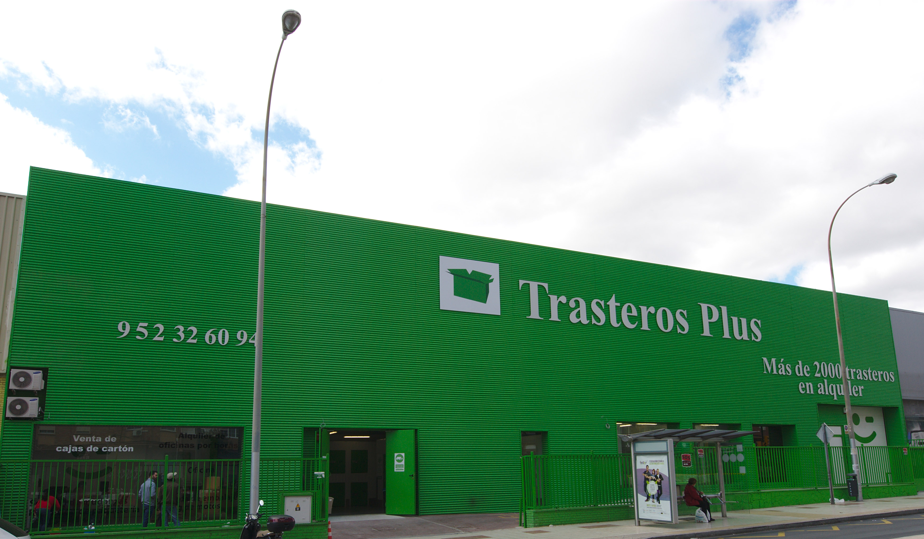 TrasterosPlus Avs. JuanXXIII