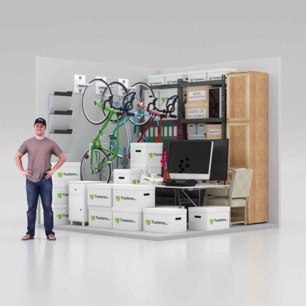 Storage 7 m2