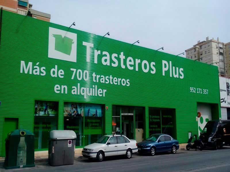 Trasteros baratos Malaga