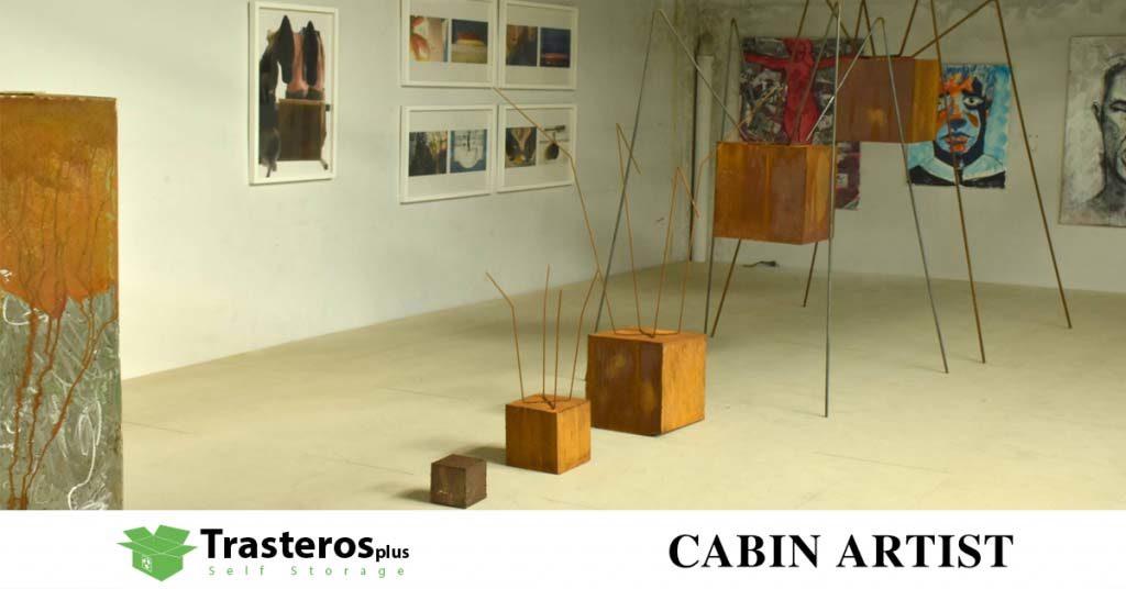 cabin artist