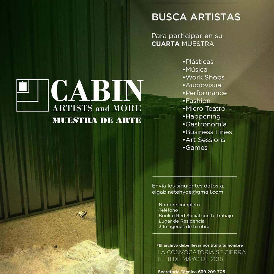 cartel cabin artist