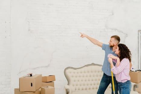 qué hacer con los muebles en una reforma