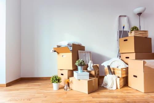 Cómo organizar una mudanza
