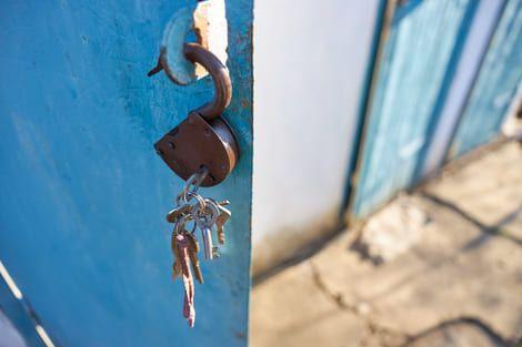 Medidas de seguridad en los trasteros
